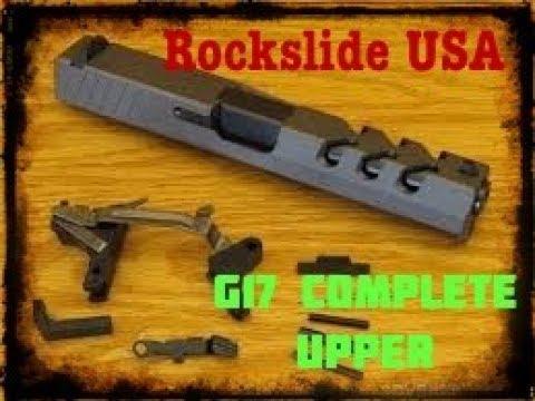 ROCK SLIDE USA | G17 complete Upper