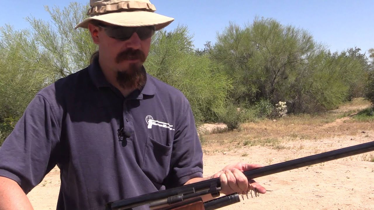 Remington 870 Competition - I Think This Mag Tube is Broken!