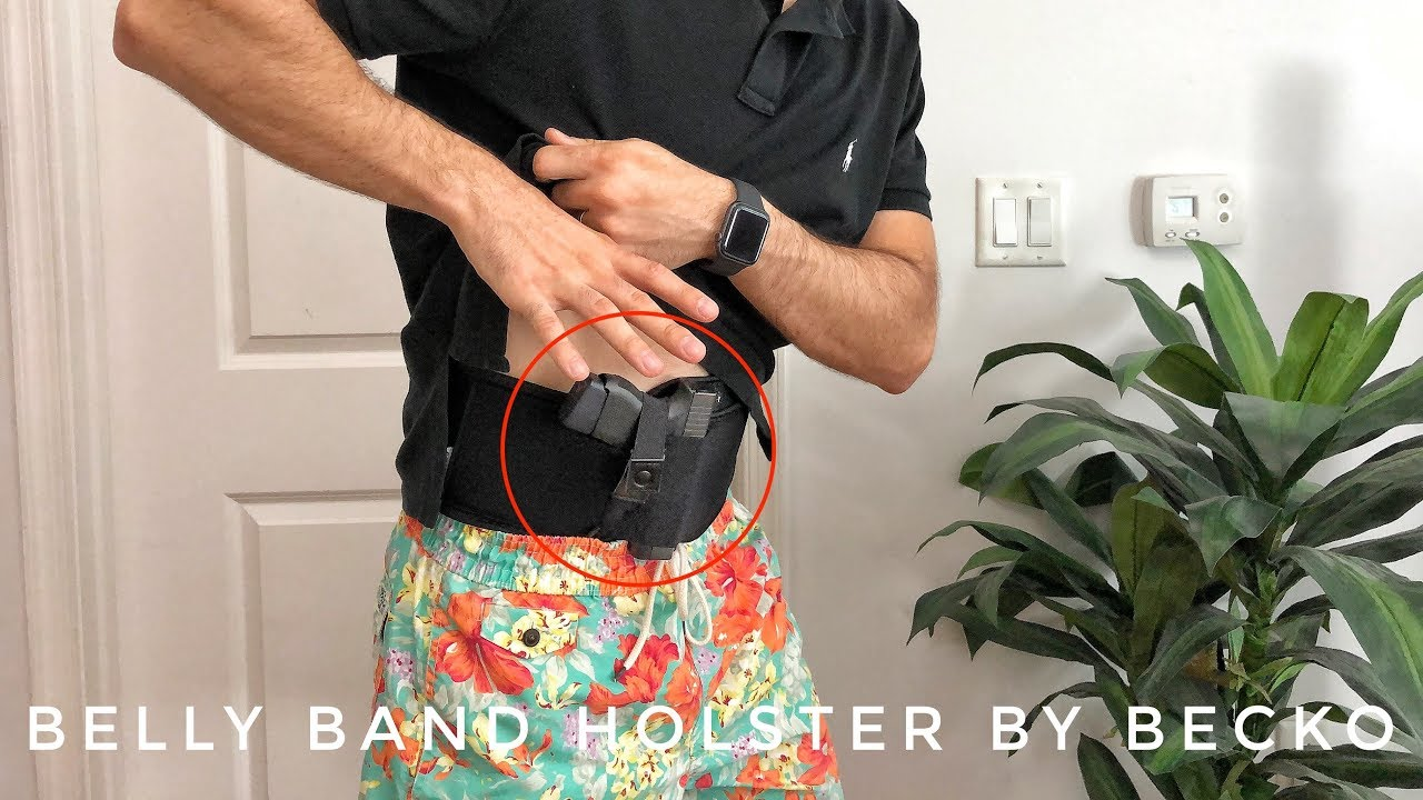 Becko Belly Band Holster Review