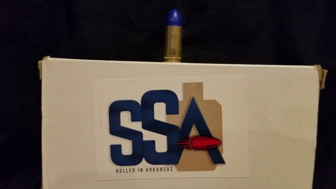 Sports Shooters Ammunition Review