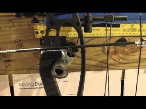 Hoyt Vector Turbo Alphaburner Tilt Tamer vs Arctec