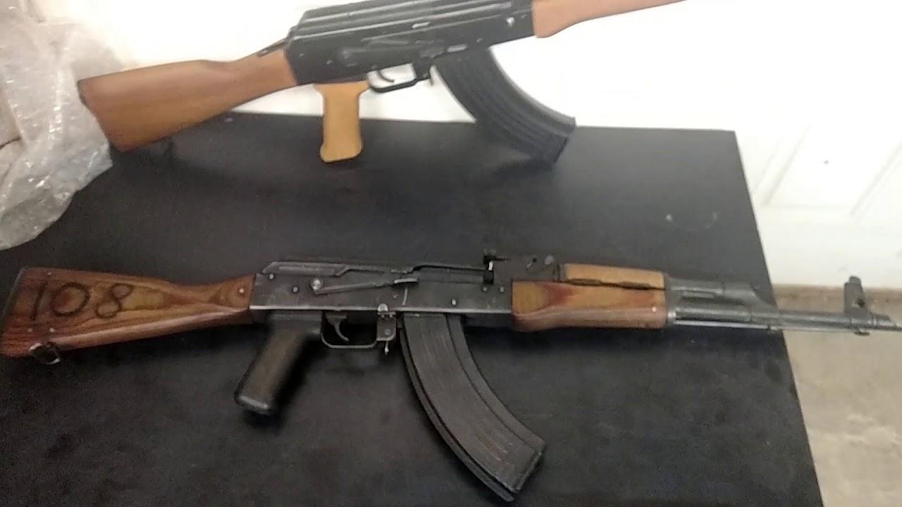 Battlefield Pickup Romanian AK 47