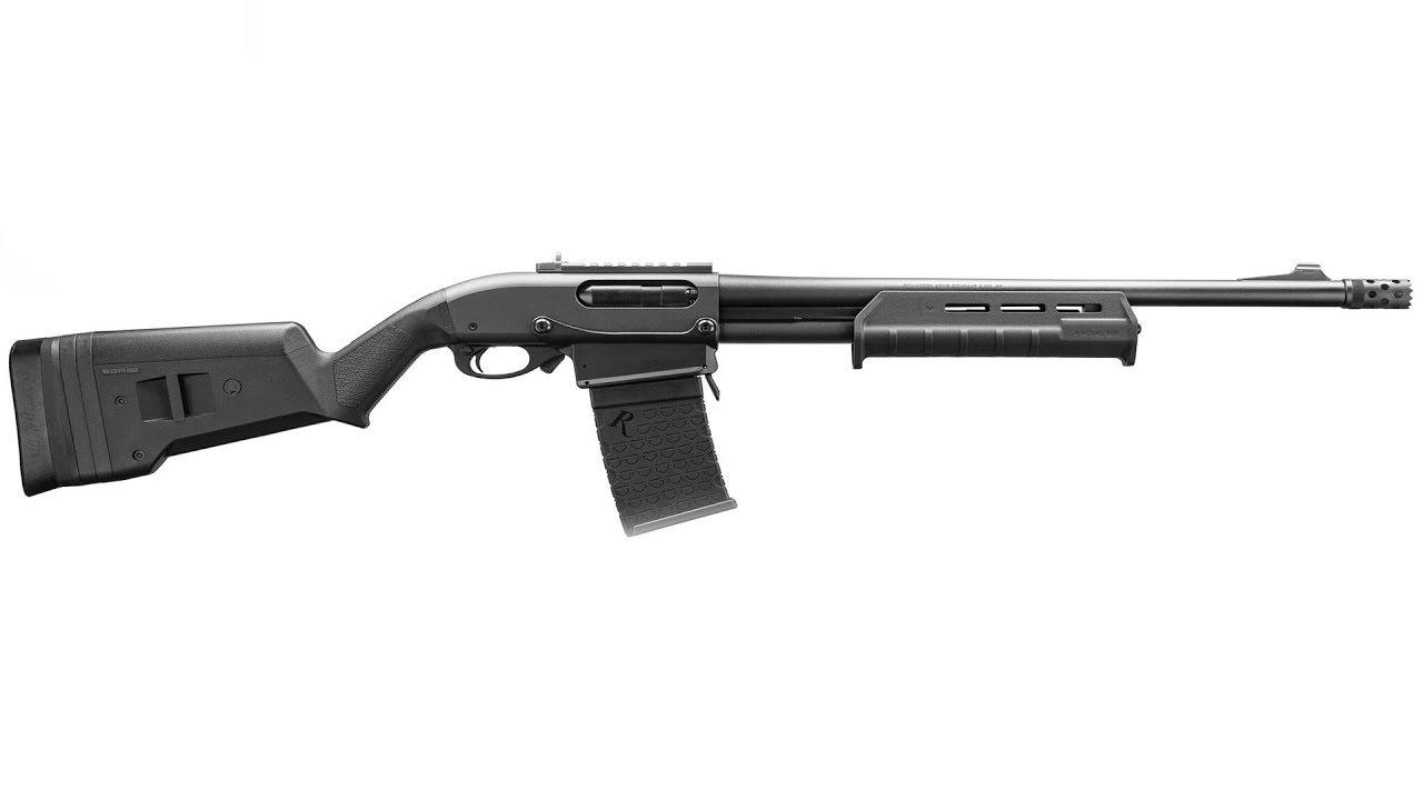 The Remington 870 DM at 50 yards #303