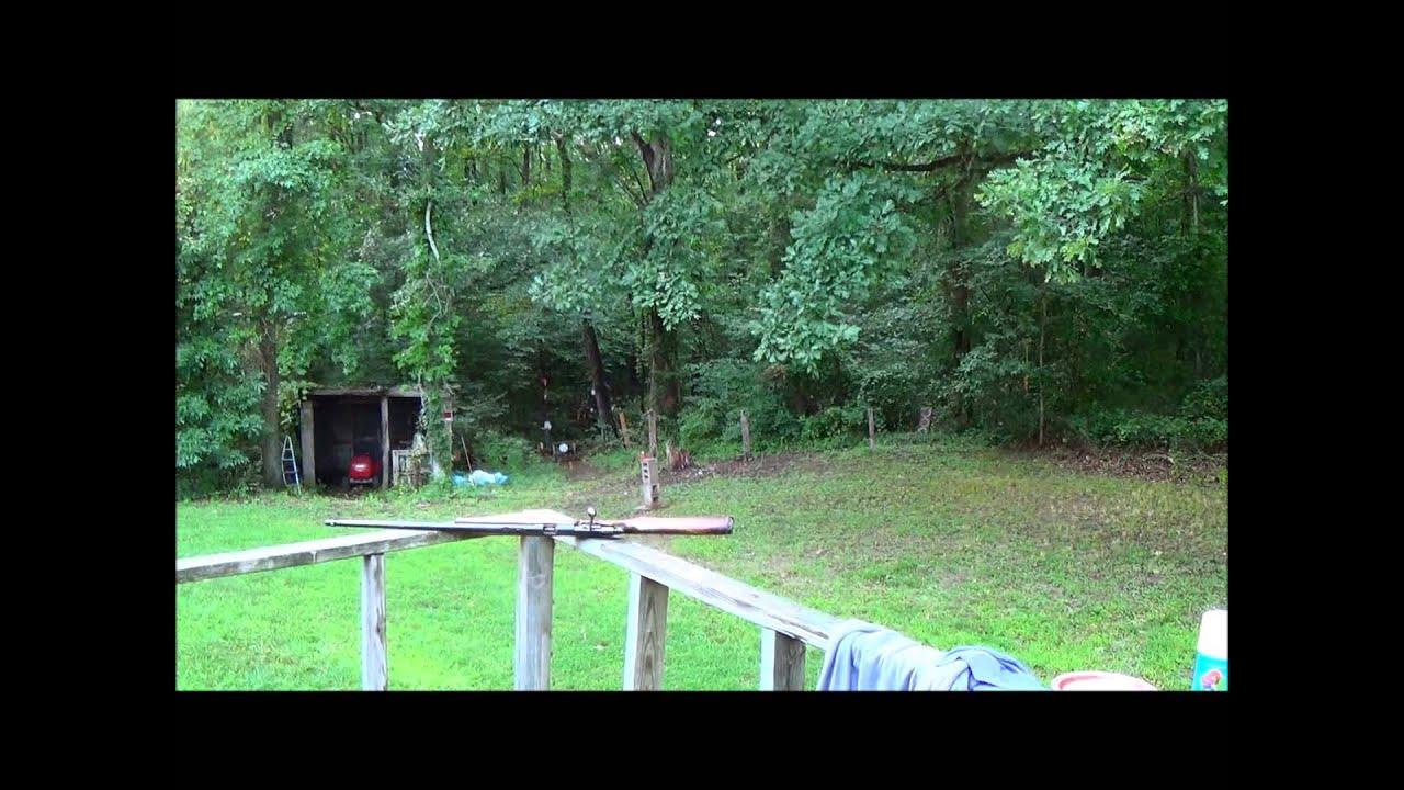 The GunFather: Trick Shot Tuesday -*100 Yards into a Shotgun Shell Primer*