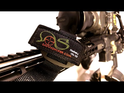 300 AAC Blackout Savvy Sniper Slings