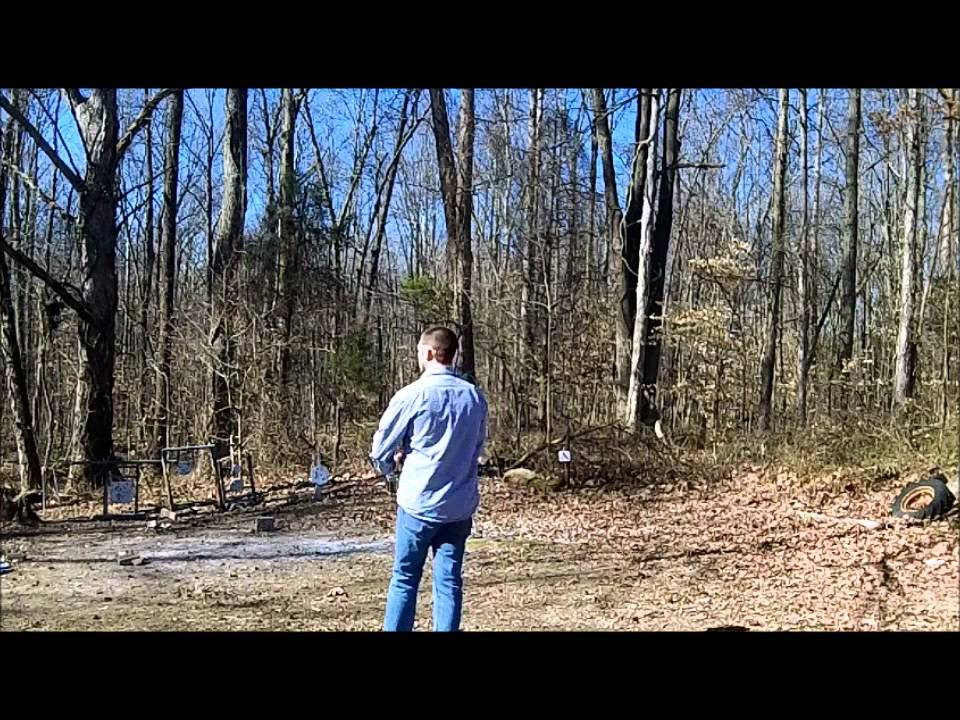 The GunFather Trick Shot Tuesday The Red Dawn Quick Draw Trick Shot