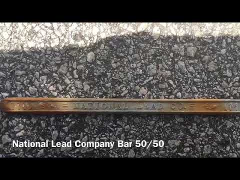 National Lead Company Bar