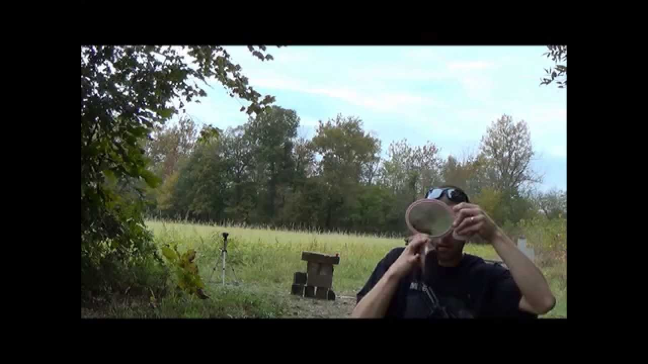 The GunFather- Trick Shot Tuesday: **Annie Oakley Style with Tracers**