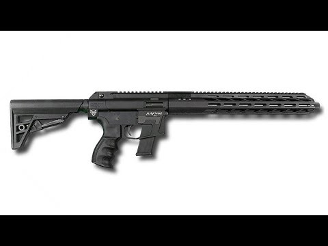 Range Test of the Lone Wolf Alpha Wolf PCC Carbine in .45 ACP #401