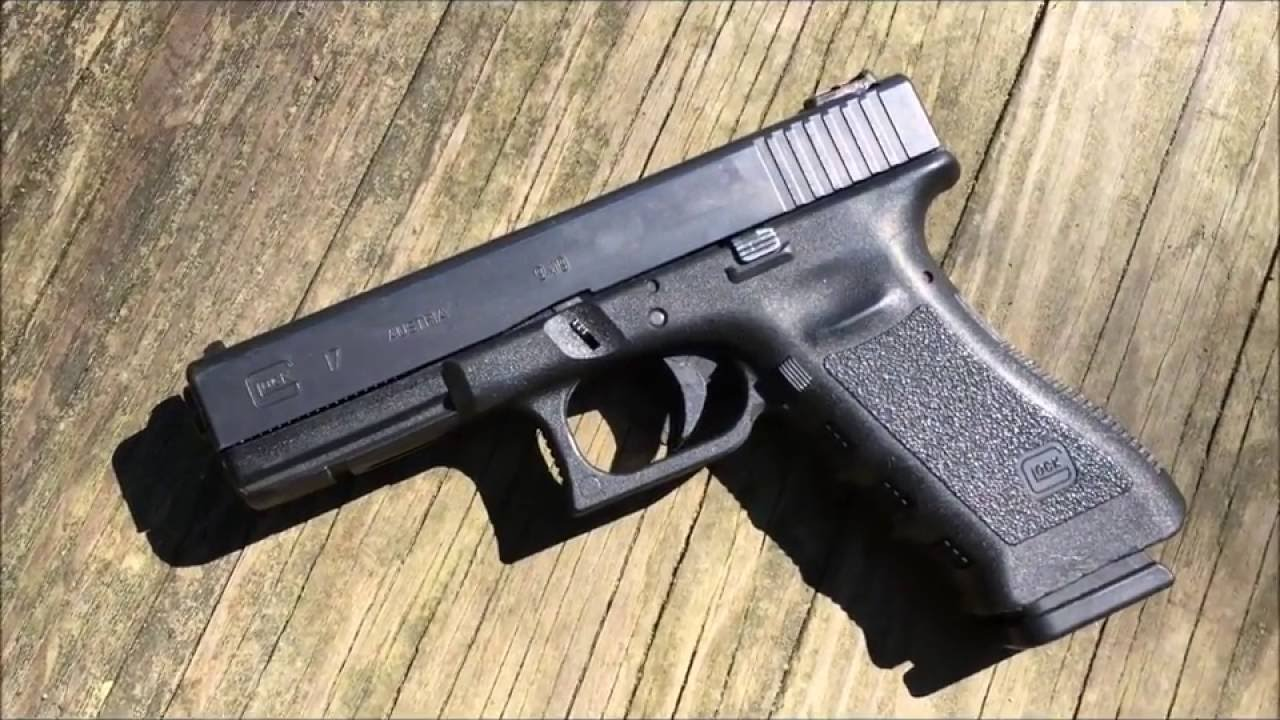 Glock 17 Fast Shooting Compilation