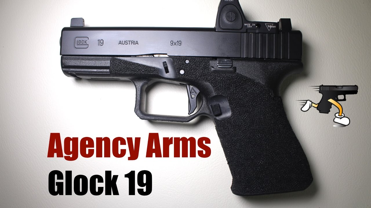 Agency Arms Glock 19 Unboxing
