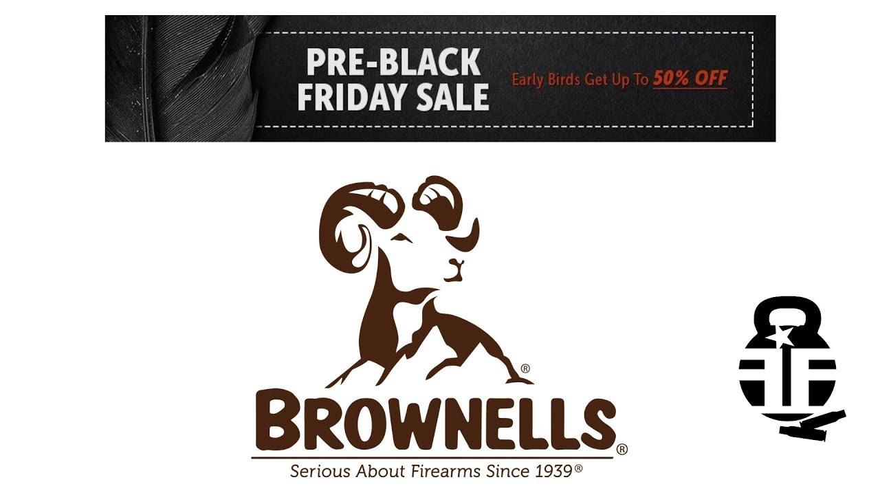Black Friday Sales - Brownells