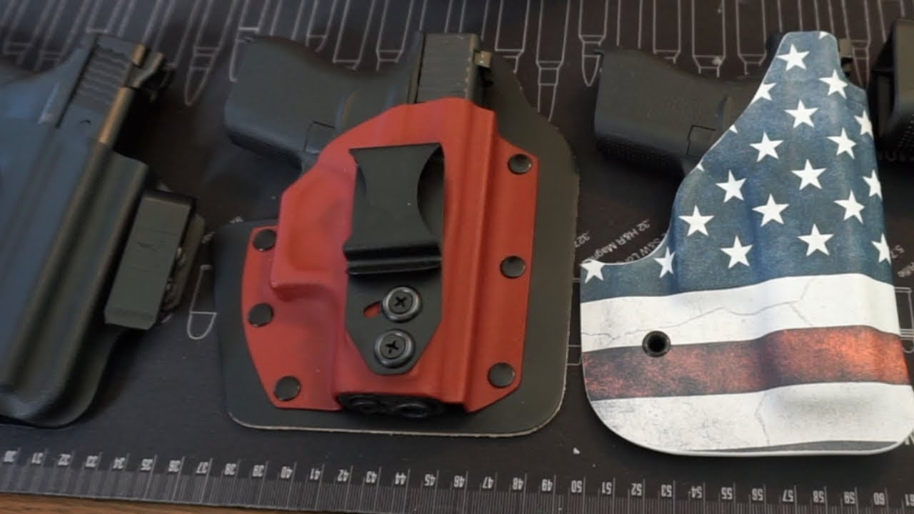 What You Need to Know About Pistol Concealment!