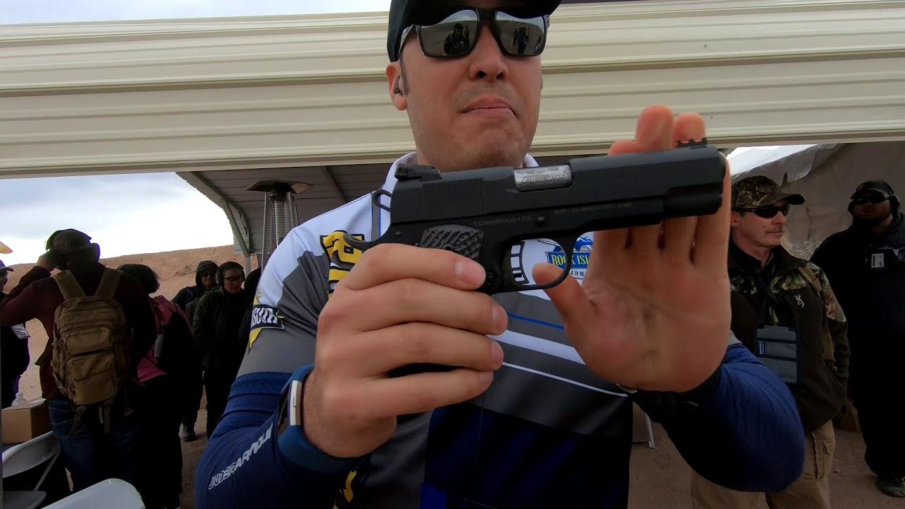 Rock Island Armory 22 TCM CCO SHOT Show 2019