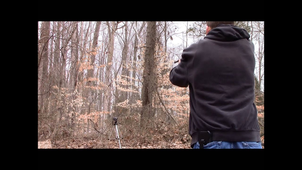 The GunFather Trick Shot Tuesday Spinning 2 Bullets 1 Trigger Pull Spinning Shotgun Shell Primer
