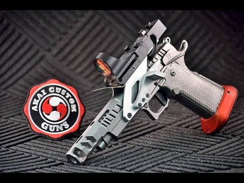 The Shooter's Mindset Episode 52 Akai Custom Guns