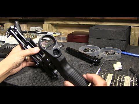 300 Blackout Pistol Put Together, Part 2, Odin Works XMR + Other Parts