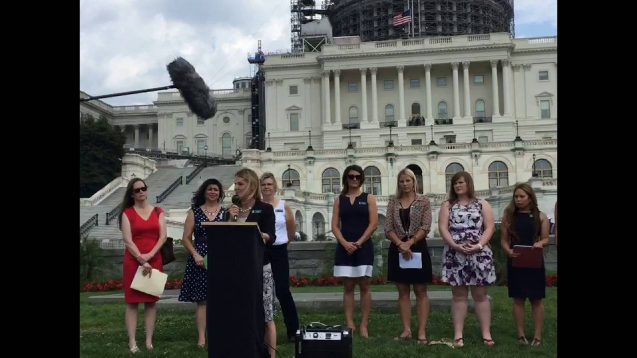 The DC Project Rally July 2016 - Full Video