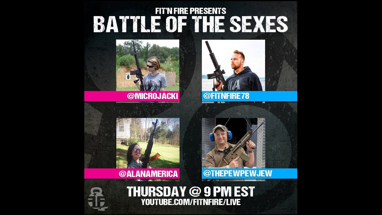 Battle of the Sexes  - Women in the Gundustry