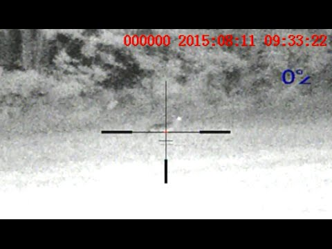 Coyote Hunting Pulsar Night Vision Digisight N850 LRF Quantum HD50S Seeing Double Ohio Coyotes by
