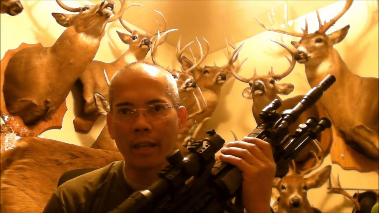 2014 Shot Show Gun Control Part I AR15 AR-15 AR 15