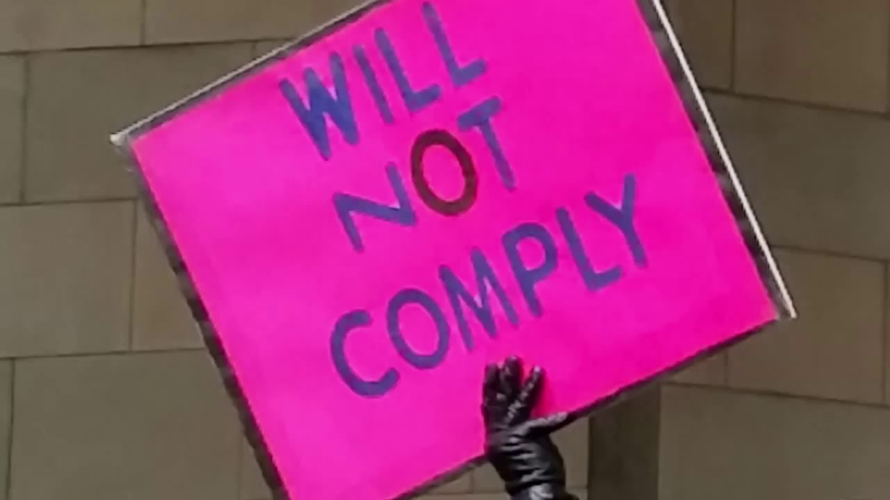 Pittsburgh, PA Rally Signs
