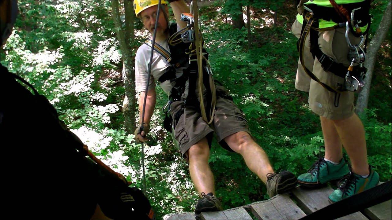 Treefrog Canopy Tours Zip Line Ohio Zip Lining