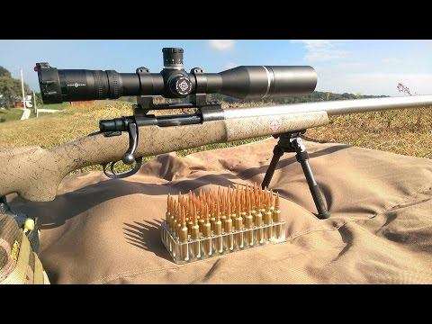 Sightmark Pinnacle 5 30x50 First Focal Plane Scope Review 507 yard Coyote by Nito Mortera