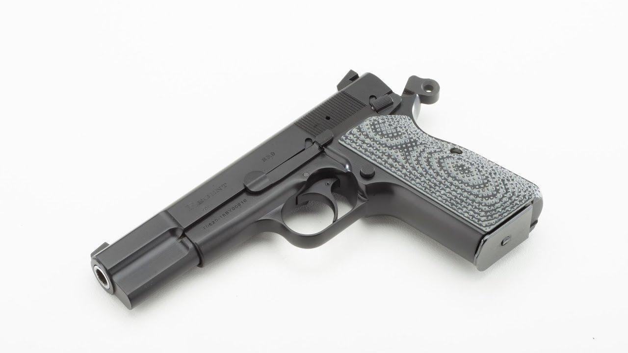 Installing VZ Grips on TISAS Regent BR9 Pistol