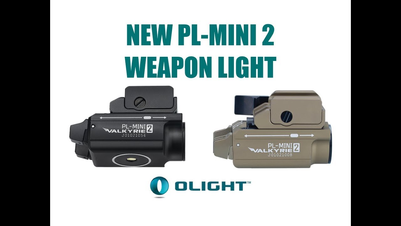 NEW PL Mini 2 by Olight