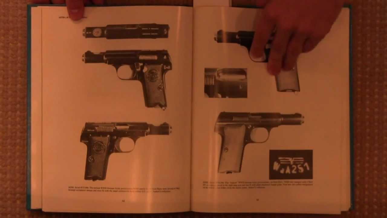 Book Review: Astra Automatic Pistolsby Leonardo Antaris