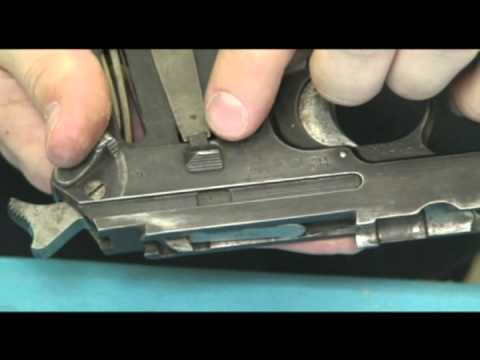 Steyr 1912 Disassembly