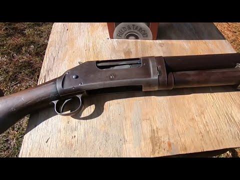 Winchester 1897 shotgun