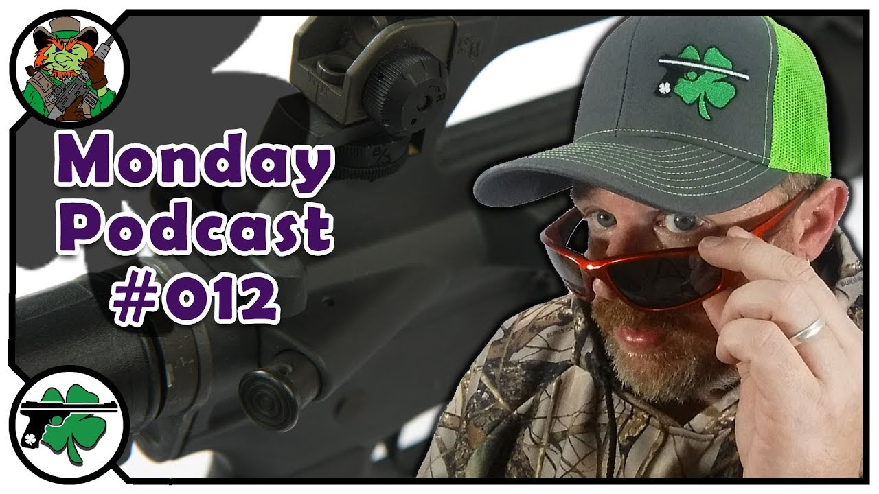 The Monday Podcast #012