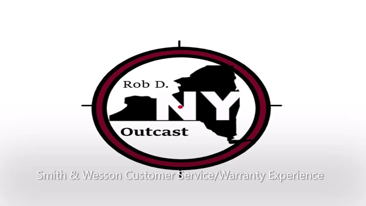 S&W Customer Service/Warranty Experience
