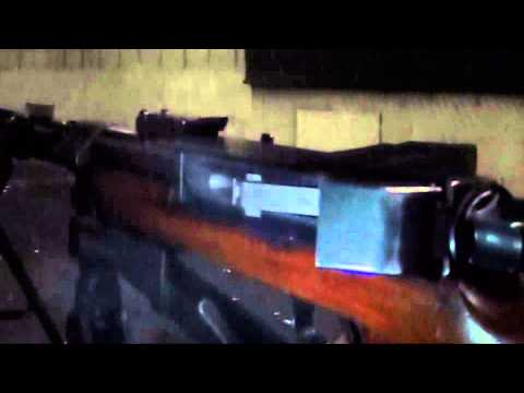 Slow Motion: Swiss LMG-25