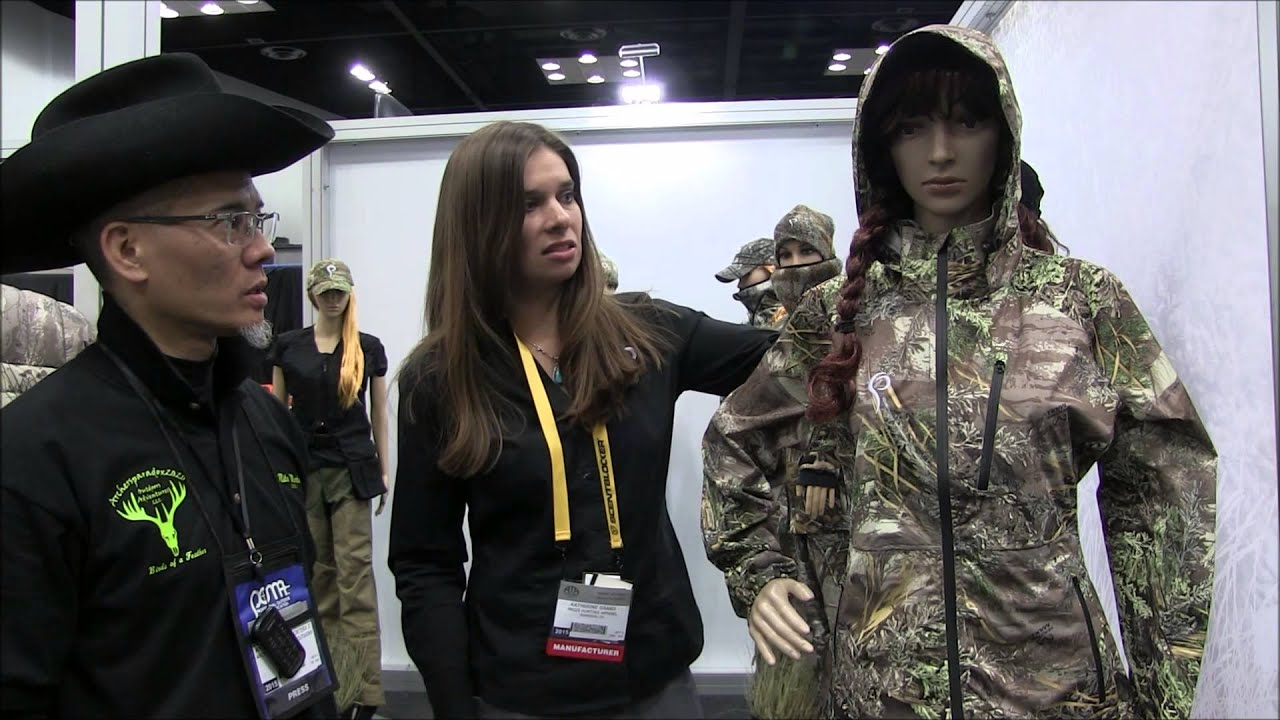 ATA Show 2015 Prois Hunting and Field Apparel for Women Archersparadox2020 by Nito Mortera