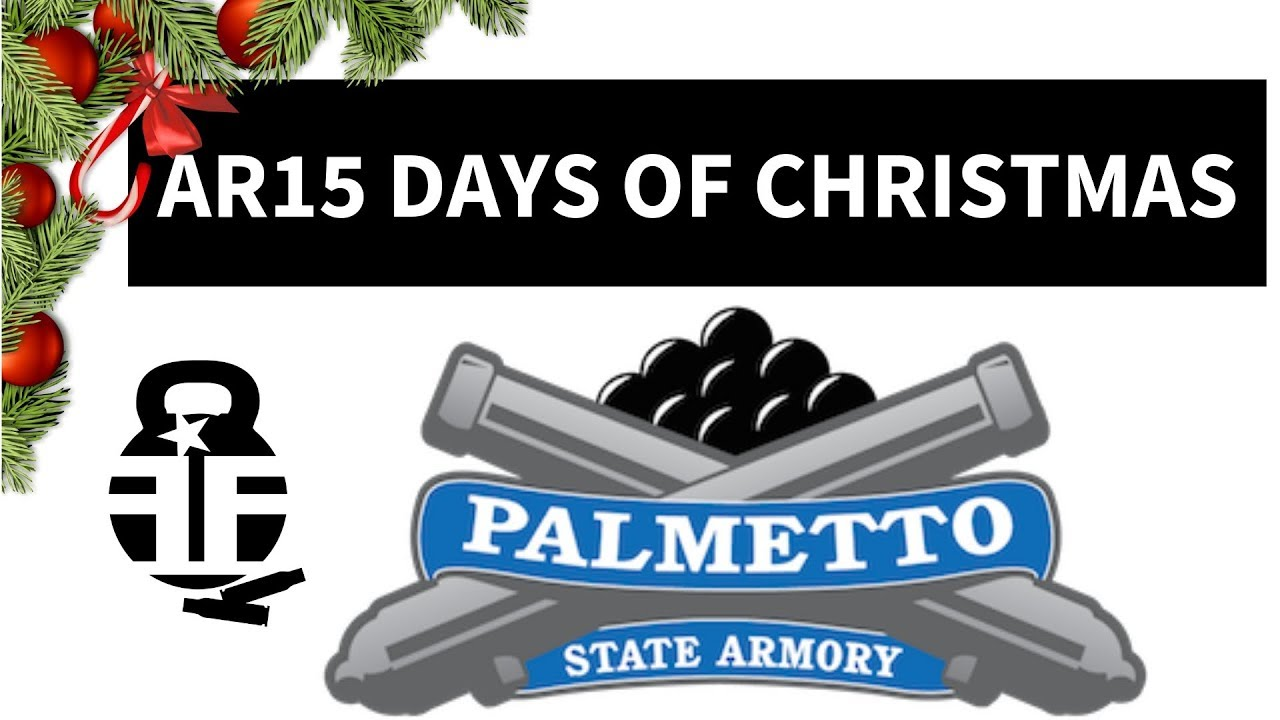 Palmetto State Armory is doing what?!