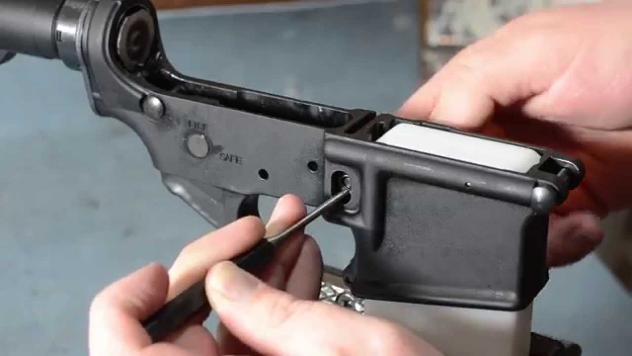 AR-15 - Detailed Step By Step Assembly / Build Instructions (HD)