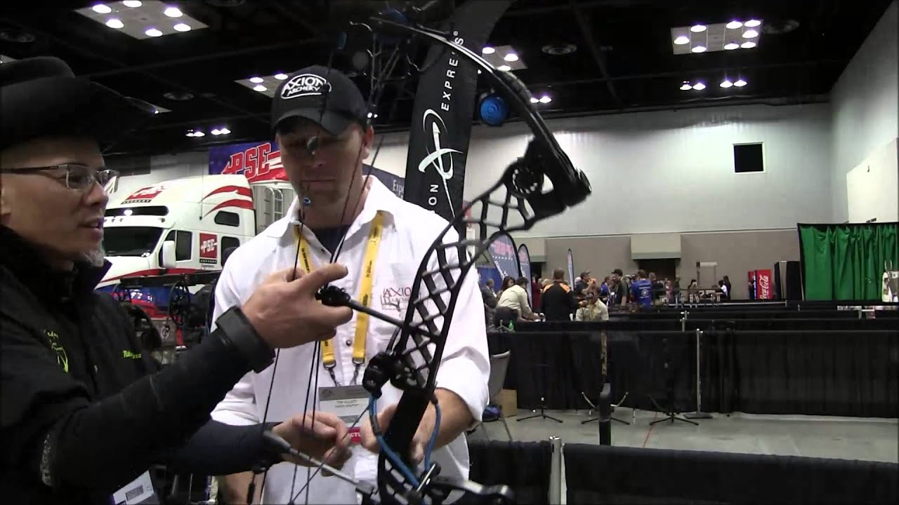 ATA Show 2015 Axiom Archery Accessories Archersparadox2020 by Nito Mortera