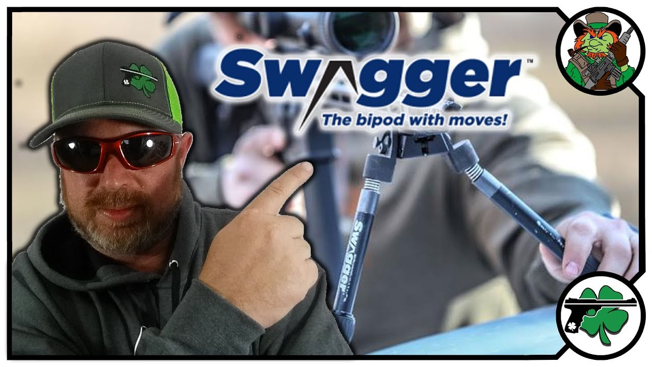 The Swagger Bipod 2019 Product Line