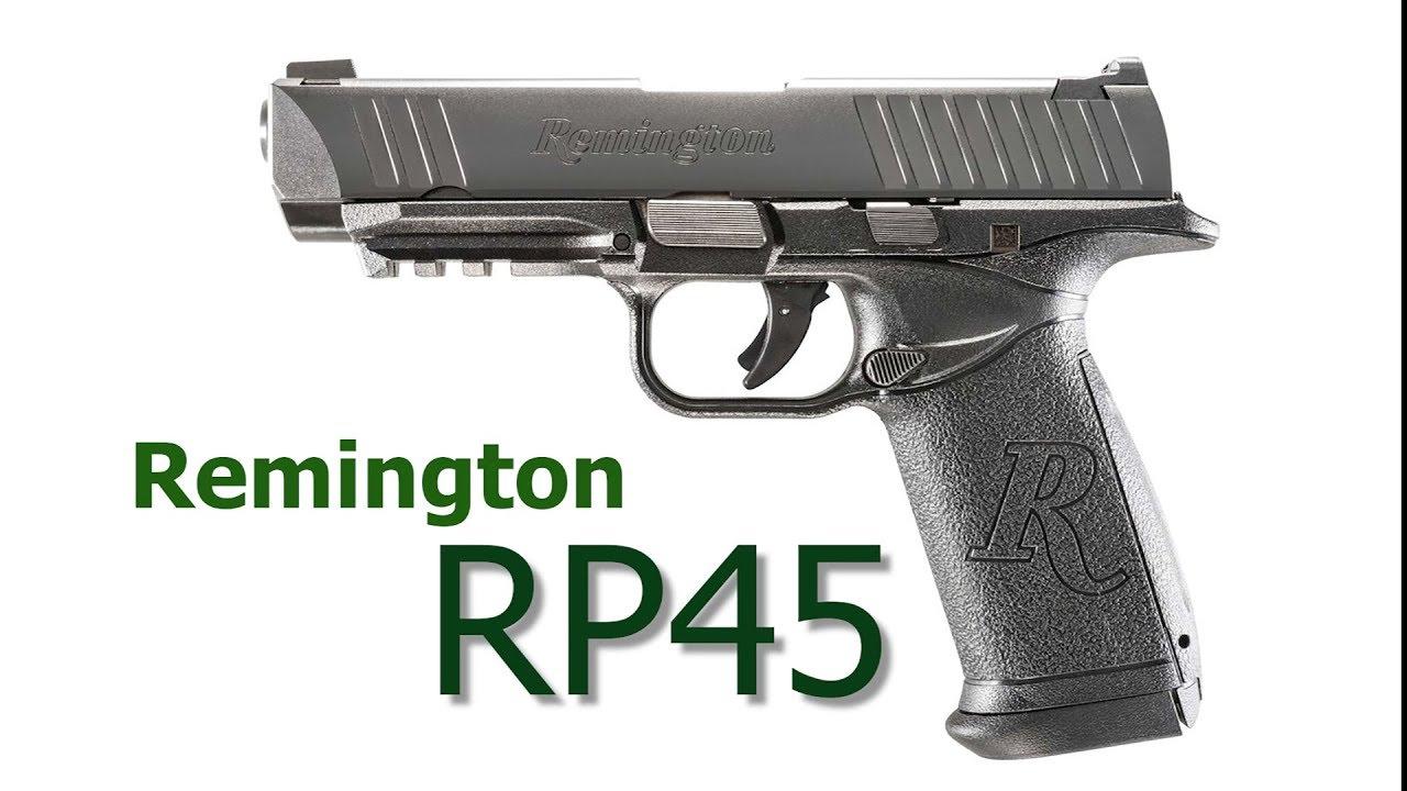 Remington RP45 Mag Dump #438