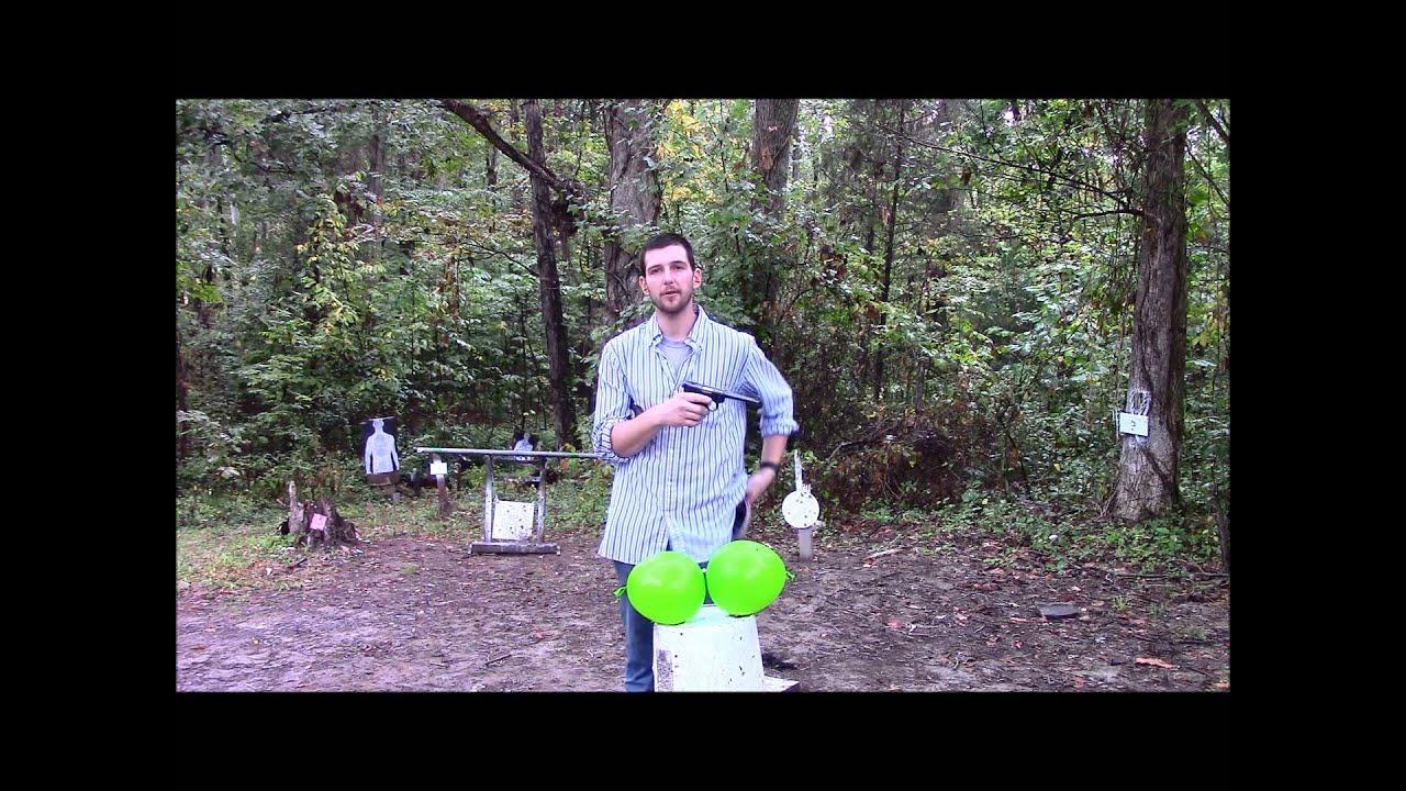 The Gunfather- Trick Shot Tuesday: **Annie Oakley Don't Pop the Balloon Trick Shot Gen II**