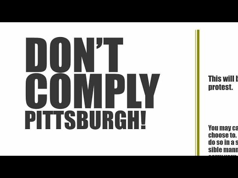 Pittsburgh Rally Info So Far