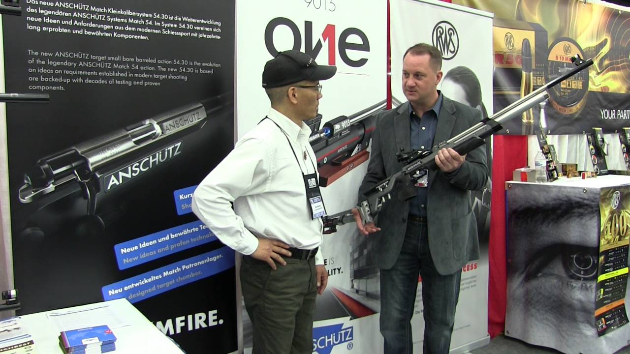 Champion Shooters Supply 9015 Anshutz Rifle 2016 NRA Annual Meetings and Exhibits by Nito Mortera