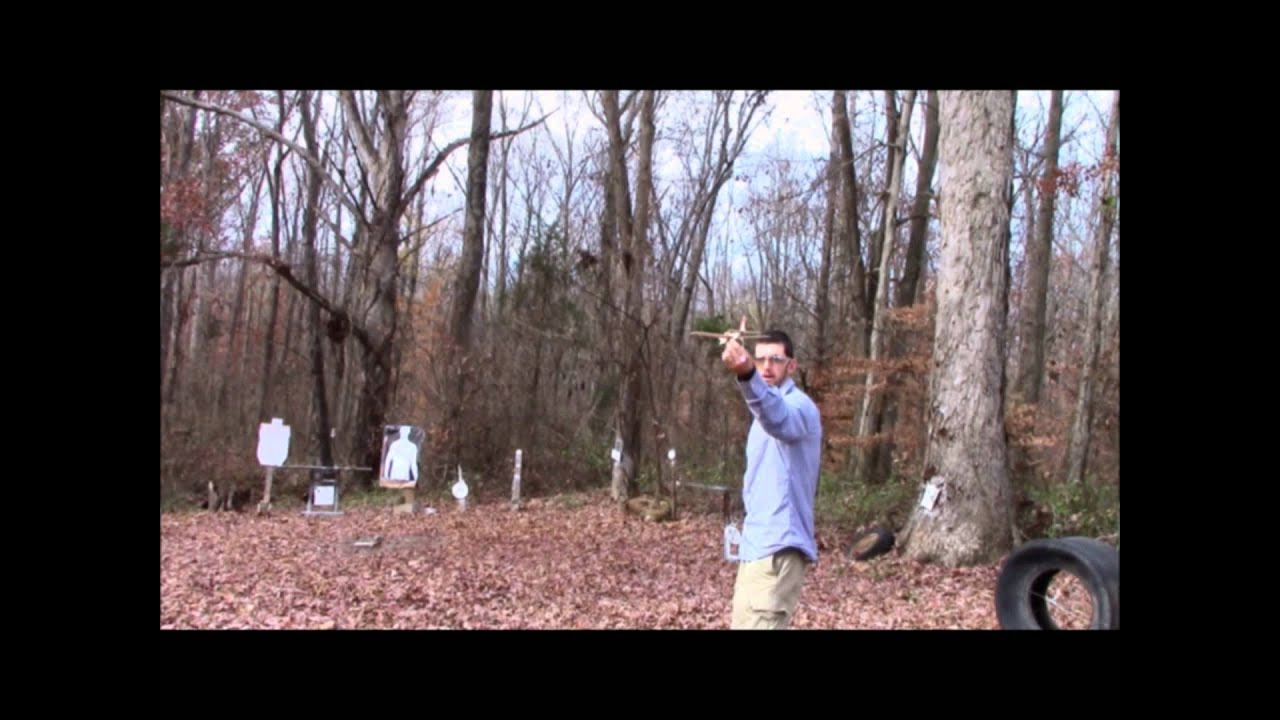The GunFather Trick Shot Tuesday Red Baron Trick Shot