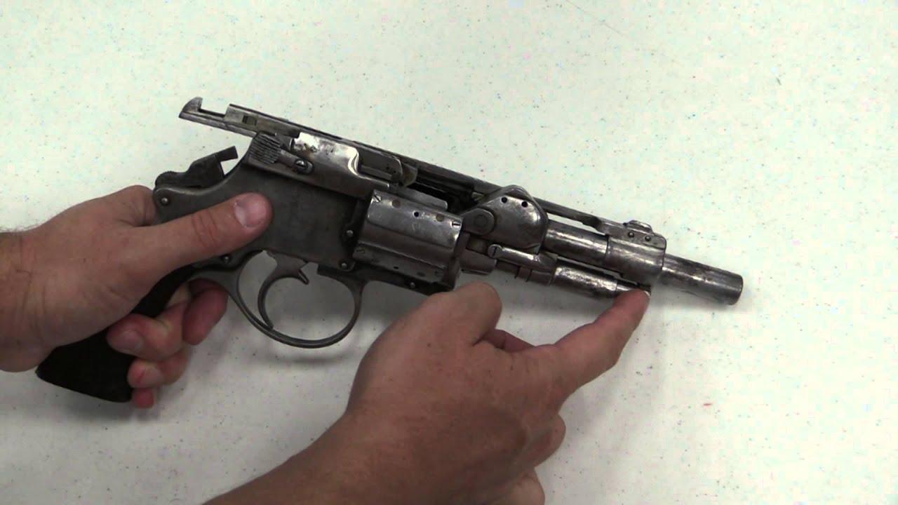 Handmade Auto-Revolver