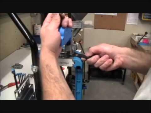 Dillon 650 Setup part 2 (Setting & Adjusting Your Dies)