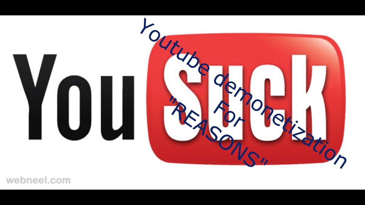 Youtube #Demonetization Part 2 #youtube #youtubegetyourshittogether