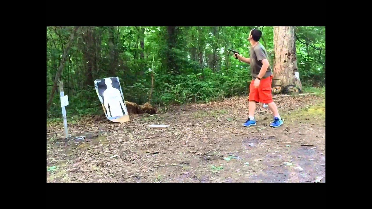 The GunFather: Trick Shot Tuesday- **Over The Back Flying Tylenol**
